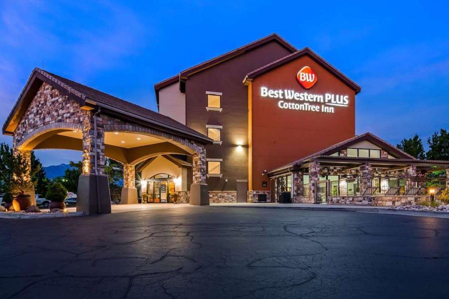 Best Western Plus - CottonTree Inn - Sandy Utah