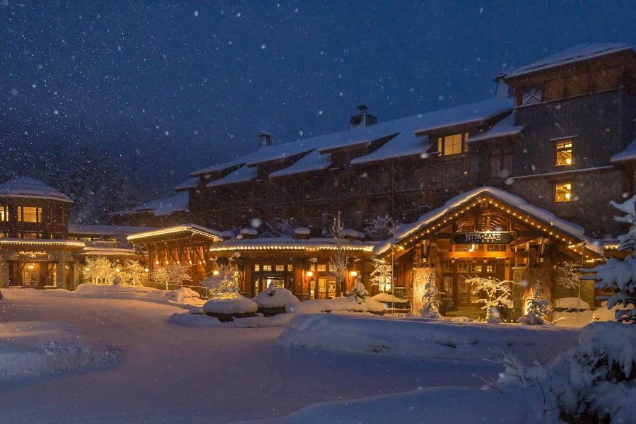 Nita Lake Lodge - Whistler - Aussenansicht