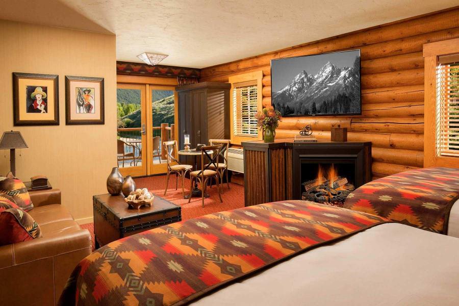 Rustic Inn @ Jackson - Double Queen Creekside