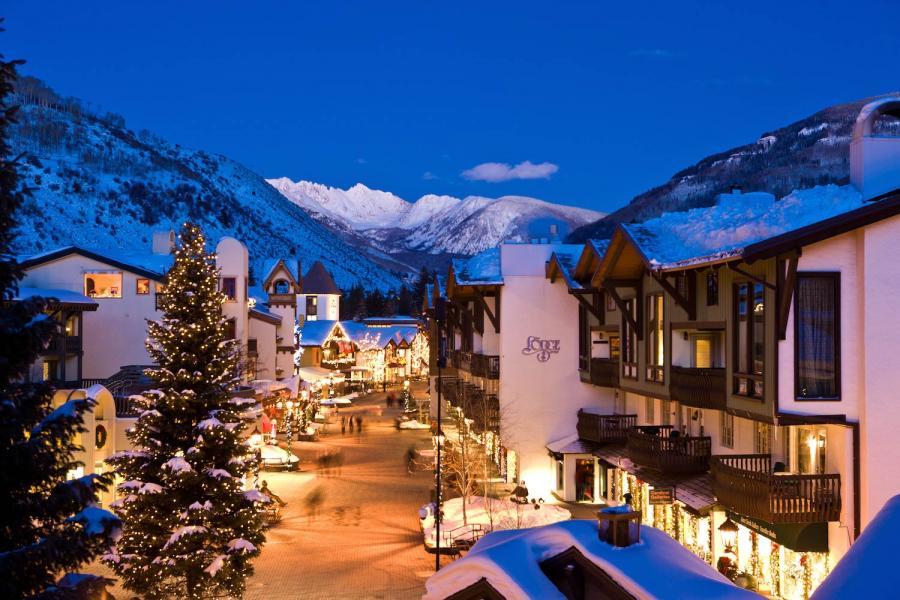 Vail: Skiort in Colorado