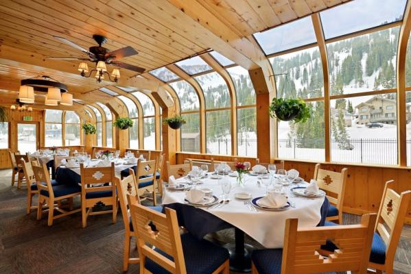 Alta Peruvian Lodge - Dining Room