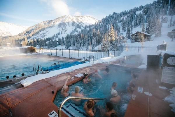 Alta Peruvian Lodge - Jacuzzi und Pool
