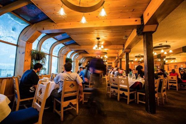 Alta Peruvian Lodge - Restaurant