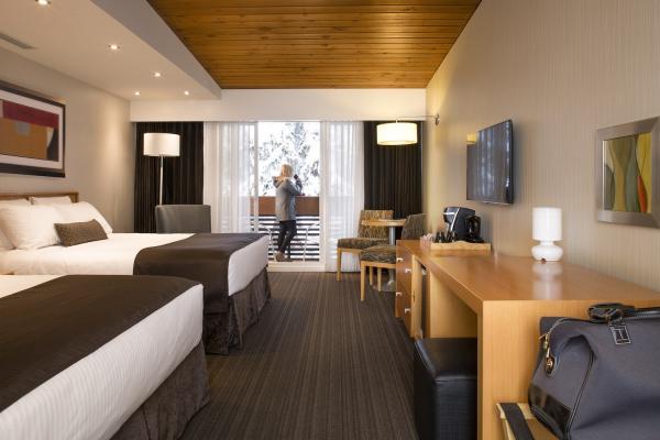 Banff Aspen Lodge - Premium Zimmer mit 2 Queen Betten