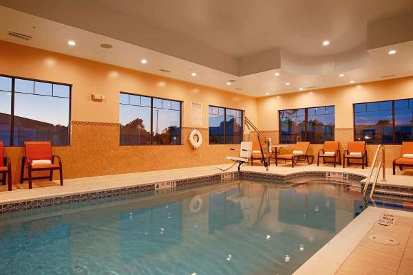 Best Western Plus - CottonTree Inn - Sandy Utah - Pool
