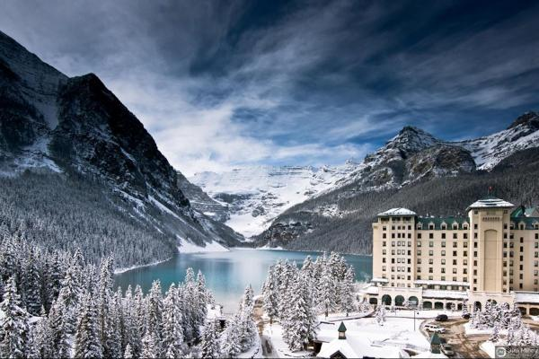 Photo Fairmont Chateau Lake Louise