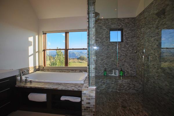 Ferienhaus in der Nähe von Aspen Snowmass - Badezimmer