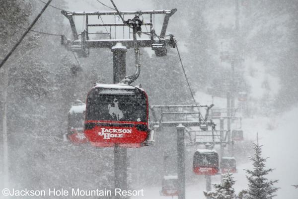 Ski the Rockies - Utah und Jackson Hole