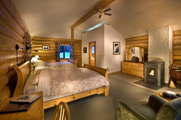 Last Frontier Heliskiing - Bell 2 Lodge - Schlafzimmer