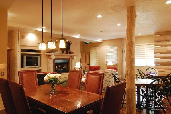 Little Mountain Lodge - Familyroom