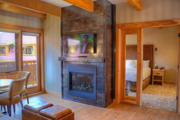 Moose Hotel Banff - 2 Schlafzimmer Rooftop Suite