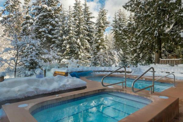 Nita Lake Lodge - Whistler - Pool