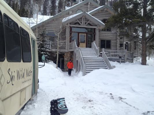 Little Mountain Lodge in Breckenridge
