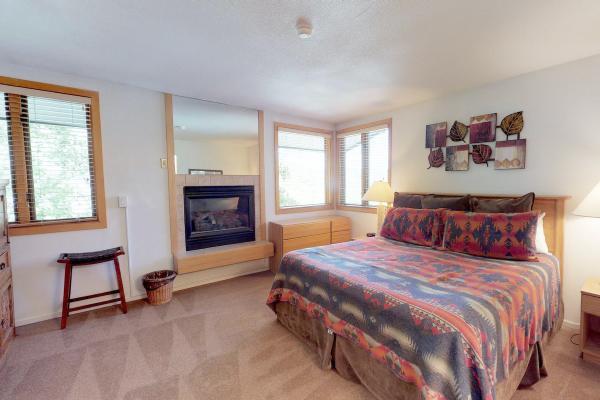 Tamarack Townhomes - Schlafzimmer