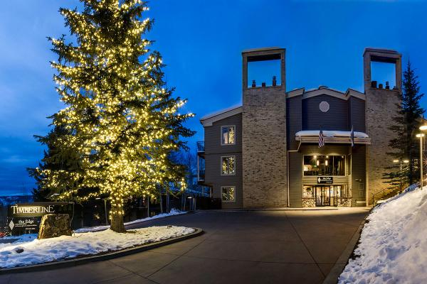 Timberline Apartments Snowmass - Eingang