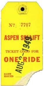 Aspen Liftpass 1948