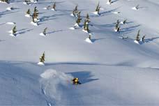 Skireisen Kanada