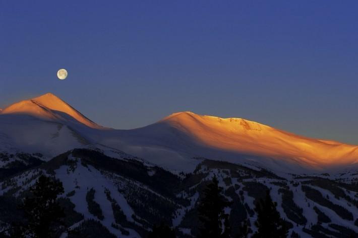 Das Skigebiet Breckenridge (Vail Resorts) wird um fast 25% vergrössert