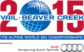 Alpine Skiweltmeisterschaften 2015 in Vail/Beaver Creek, Colorado, USA