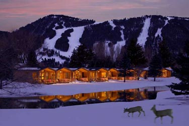 Photo Rustic Inn at Jackson Hole