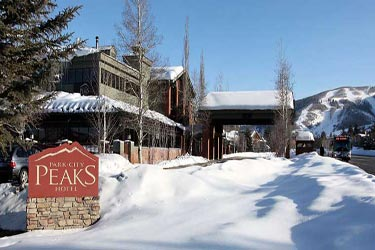 Photo Park City Peaks Hotel