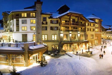 Photo Sun Peaks Grand Hotel