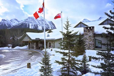 Photo Lake Louise Inn