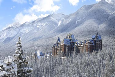 Photo Fairmont Banff Springs