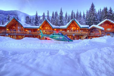 Photo Yellow Cedar Lodge - Northern Escape Heli Skiing