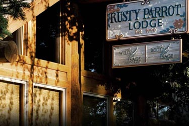 Photo Rusty Parrot Lodge and Spa