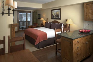 Teton Mountain Lodge and Spa