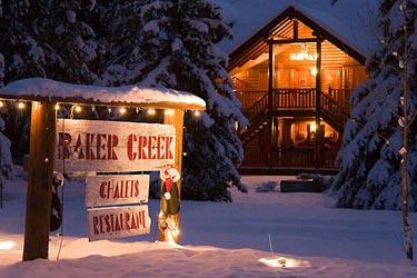 Photo Baker Creek Mountain Chalet